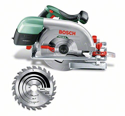 La scie circulaire Bosch PKS 66 AF