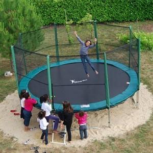 C'est quoi un trampoline ?