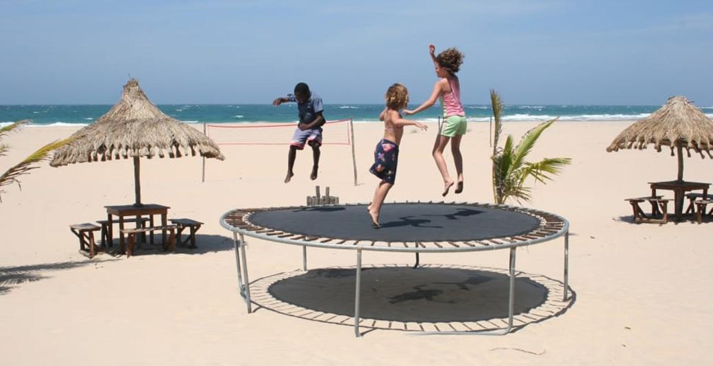 Quels sont les types de trampoline?